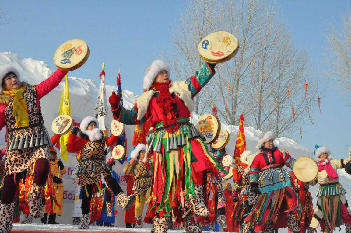 China's cold month's tourism embraces rapid development