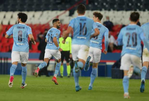 African Superstar Helps Man City Sink PSG In First Leg