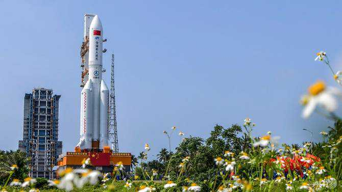 China launches first module for new space station