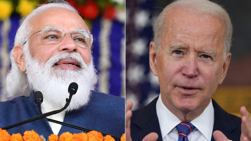 Biden promises supplies to help India beat COVID-19