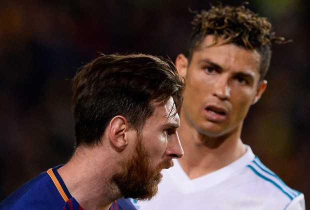 Messi Moves Ahead Of Ronaldo