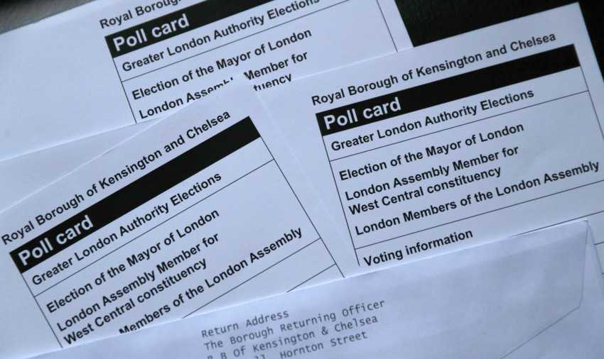 Beyond the pandemic: London votes for a mayor during crisis