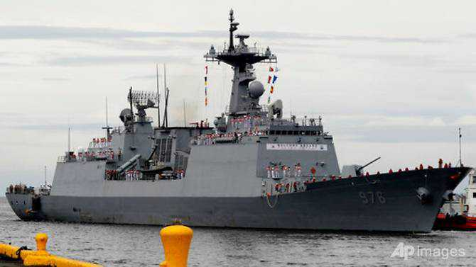 South Korea military suffers worst COVID-19 outbreak aboard anti-piracy ship off Africa