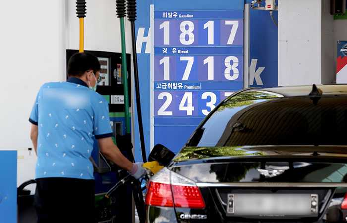 Gasoline Prices Keep Soaring