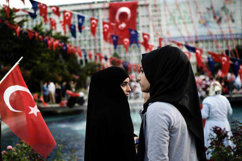 Turkey criticises European court's ruling on headscarf ban