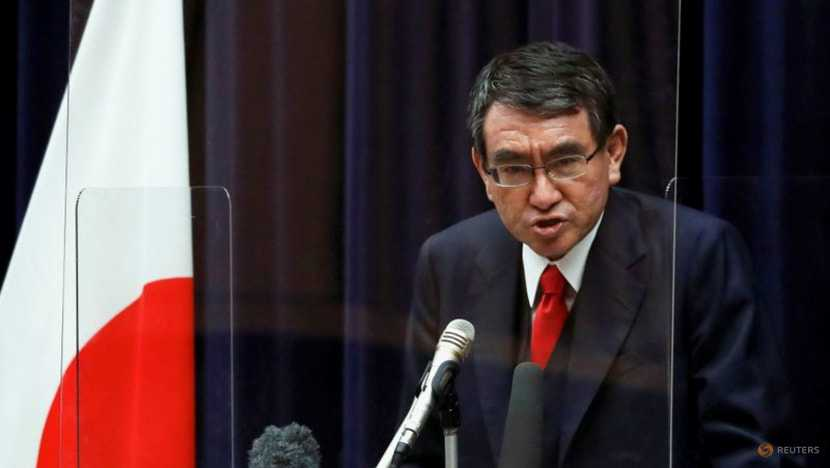 Public support strong for Japan's COVID-19 vaccine minister as next PM: Report