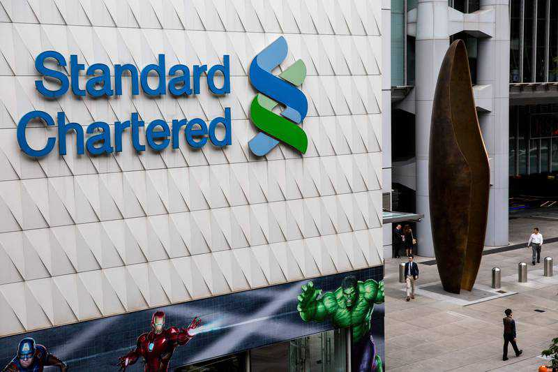 Standard Chartered sets up digital-only bank in Singapore