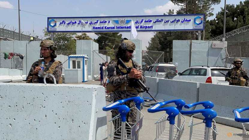 Taliban name new Afghan government, interior minister on US sanctions list