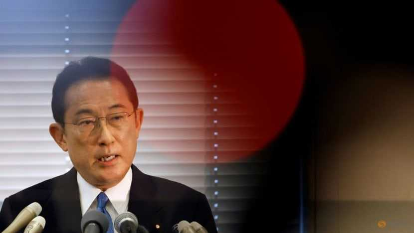 Japan PM contender Kishida says new form of capitalism needed to end disparity, recover from COVID-19 pandemic